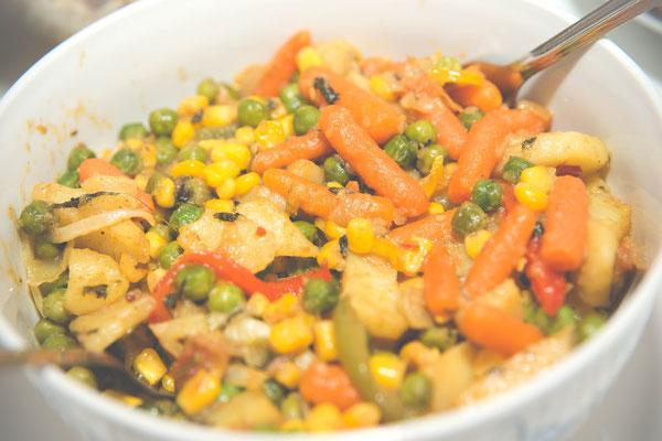 Somalische Gemüsesuppe