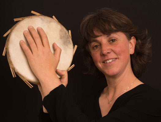 Portraits - Lucia Meyer (Taketina und Rhythmustrainerin)