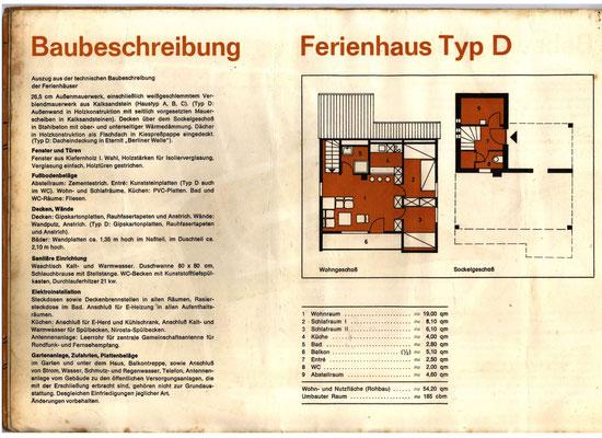 Bauprospekt Maasholm-Bad 1970 Seite 6