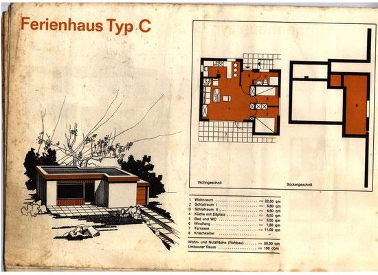 Bauprospekt Maasholm-Bad 1970 Seite 10