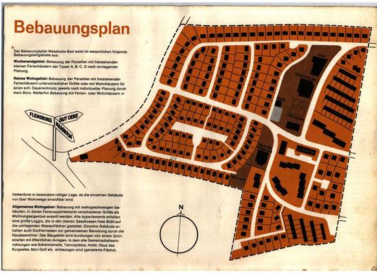 Bauprospekt Maasholm-Bad 1970 Seite 5