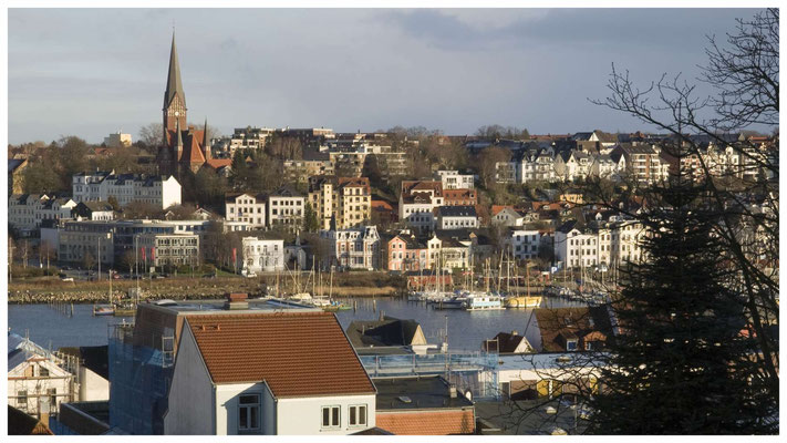 Flensburg - St. Georg - ©Tjark/ flickr [CC BY-SA 2.0]