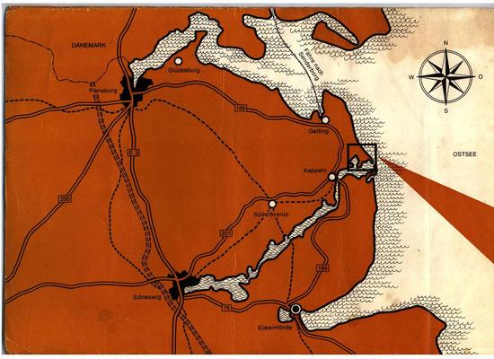 Bauprospekt Maasholm-Bad 1970 Seite 2