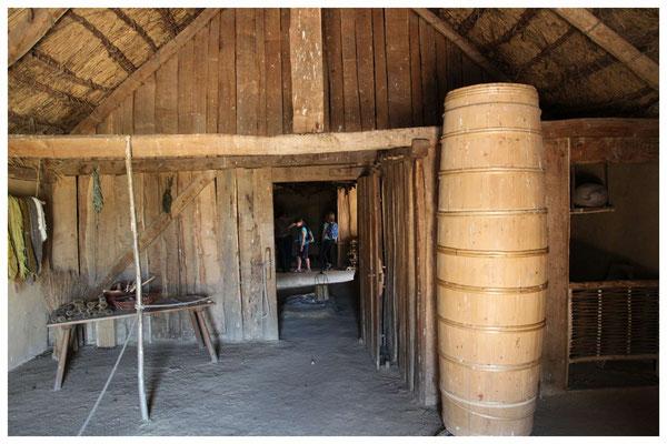 Urlaub an der Schlei - Haithabu - Haus des Tuchmachers  ©Frank Vincentz  [CC BY-SA 2.0]