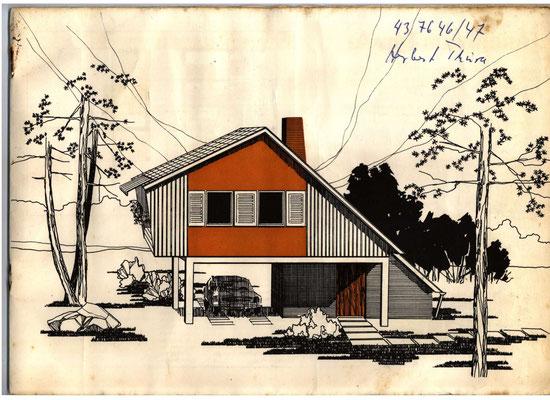 Bauprospekt Maasholm-Bad 1970 Seite 7