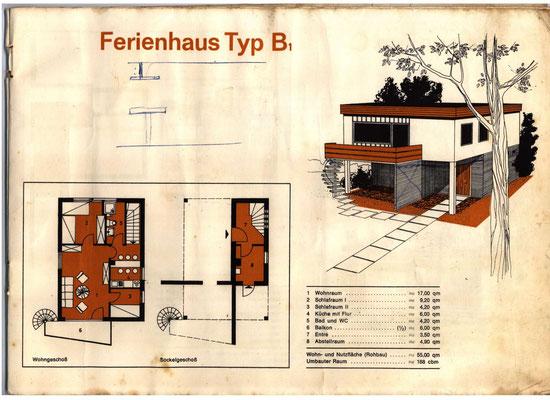 Bauprospekt Maasholm-Bad 1970 Seite 9