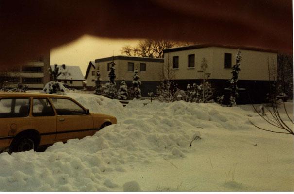 Maasholm-Bad im Winter