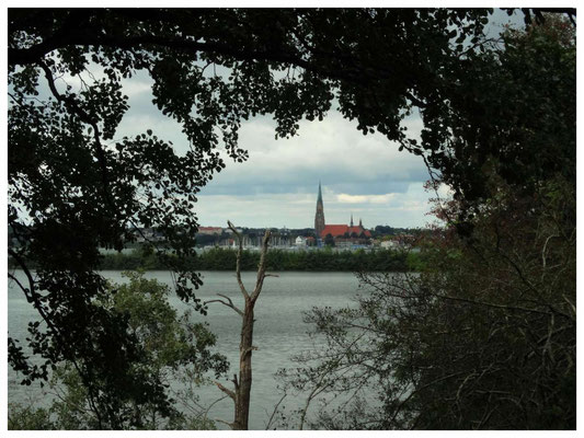 Urlaub an der Schlei - Blick auf Schleswig