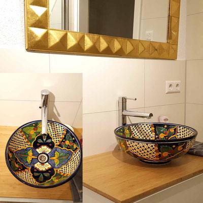 Waschbecken aus Mexiko