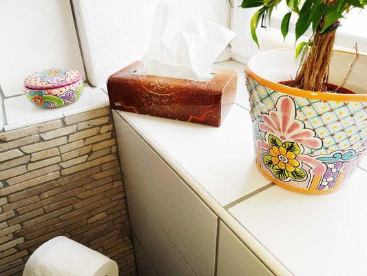 Badezimmer Dekoration