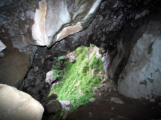 Grotta delle Brecce III