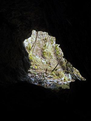 Quinta Grotta in Valle Sanagra