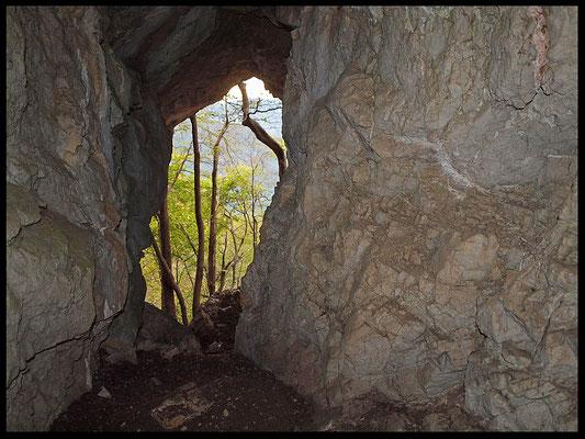Grotta Sopra Bogo III