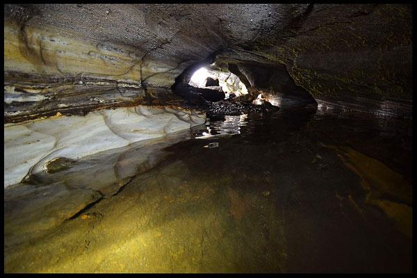 Grotta La Lacrima: risorgenza