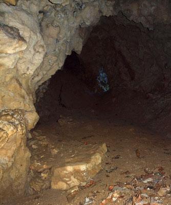 Seconda Cavità Sopra Fontana degli Ammalati (Buca del Tasso)