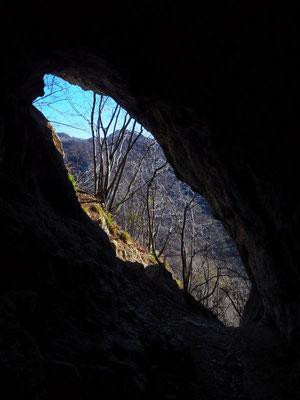 Nona Grotta in Valle Sanagra