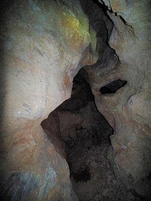 Böcc da la Ratategna (Grotta del Pipistrello)