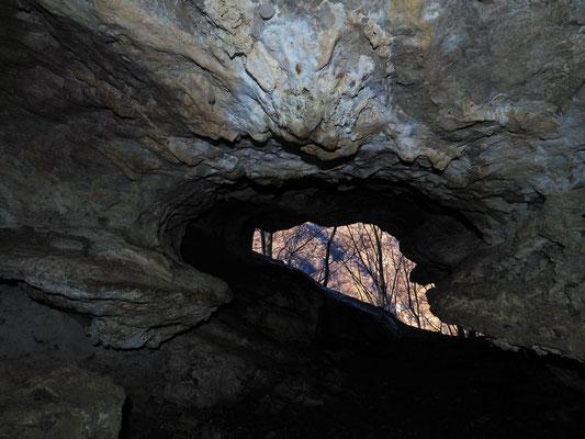 Grotta Sotto il Colmen dei Carac