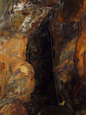 Grotta Sopra la Rovina / Val Chironico