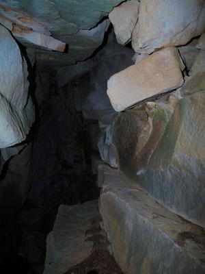 Seconda Grotta del Pizzo della Rossa