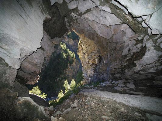 Sesta Grotta dell'Alp Cadriola