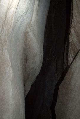 Prima Grotta del Pizzo della Rossa