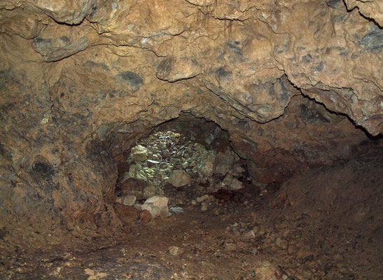 Seconda Grotta Sotto la Casa Rossa