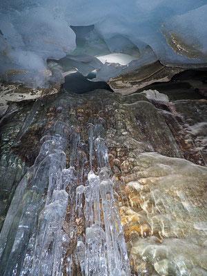 Grotta Glaciale Vadrecc di Sorda / Valle di Blenio