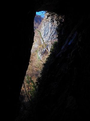 Ottava Grotta in Valle Sanagra