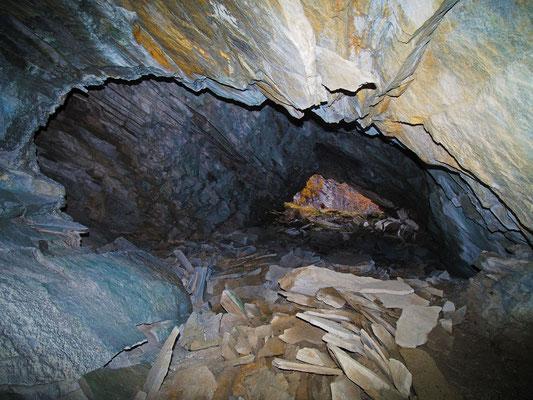Prima Grotta dell'Alp Cadriola