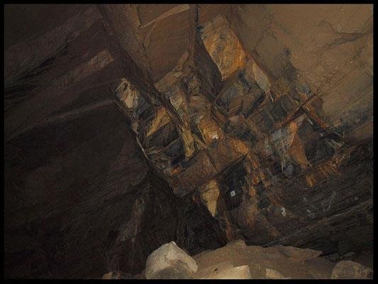 Grotta alla Cava Scerri: sala grande