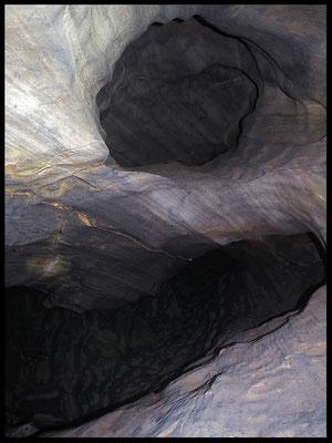 Grotta del Demanio: parte finale con sifone
