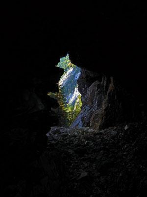 Prima Grotta Sopra Ausserferrera