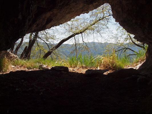 Falsa Grotta del Sasso delle Capre (ex Grotta del Sasso delle Capre)