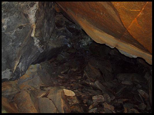 Grotta Sopra l'Alpe Larecc