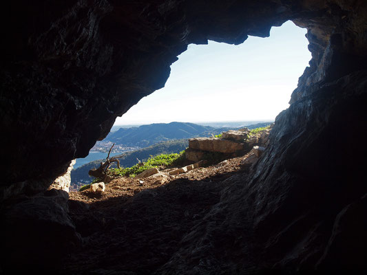 Grotta Seconda del Sass del Crin