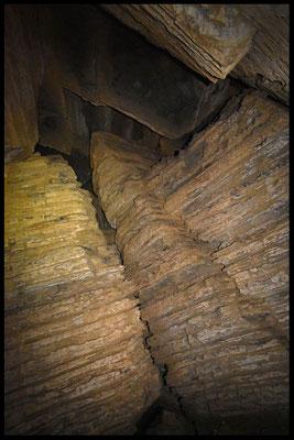 Grotta Veri: parte alta