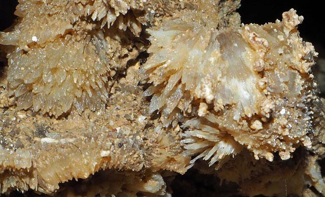Grotta Mauro Lozza: microcristalli