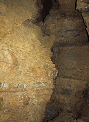 Grotta della Cresta Nord di Monte Monarco