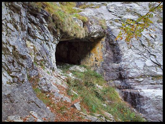 Caverna Vegornèss