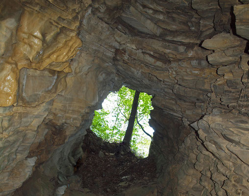 Grotta Risorgenza Ronco