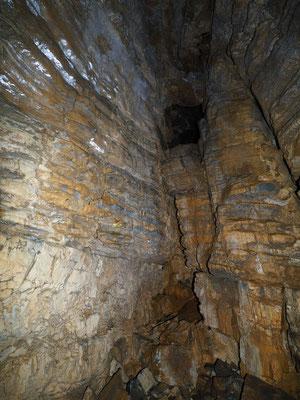 V Grotta della Valle del Pelc