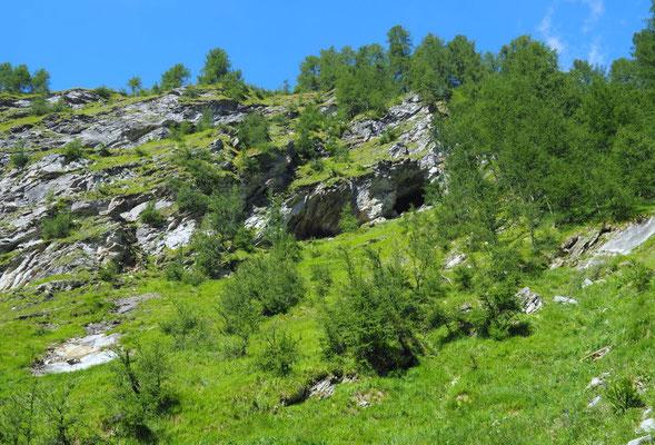 Settima Grotta dell'Alp Cadriola