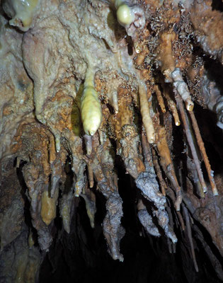Quarta Grotta in Valle Sanagra