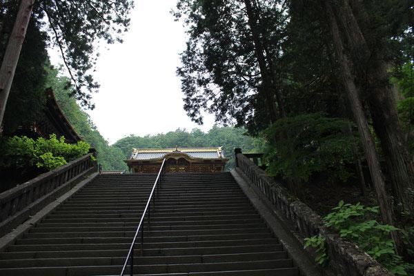 Majestätisch (Taiyuinbyo-Schrein)
