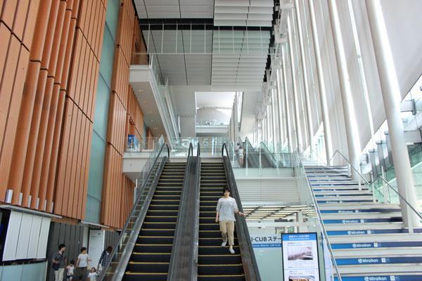 Eingangsbereich.