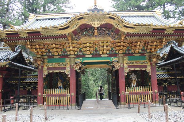 Großes Eingangstor (Taiyuinbyo-Schrein)