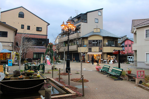 Downtown Hikone