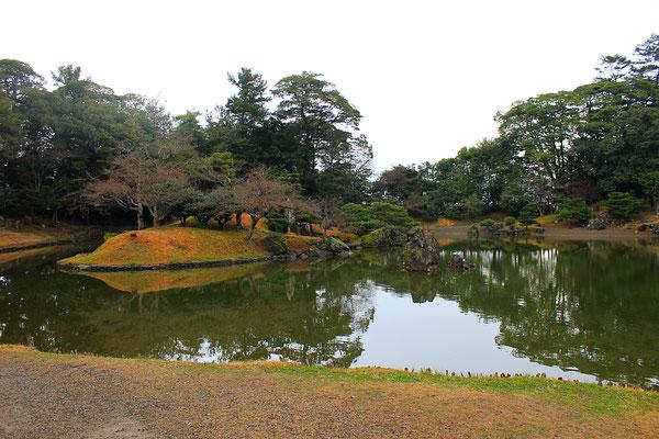 Genkyuen-Garten