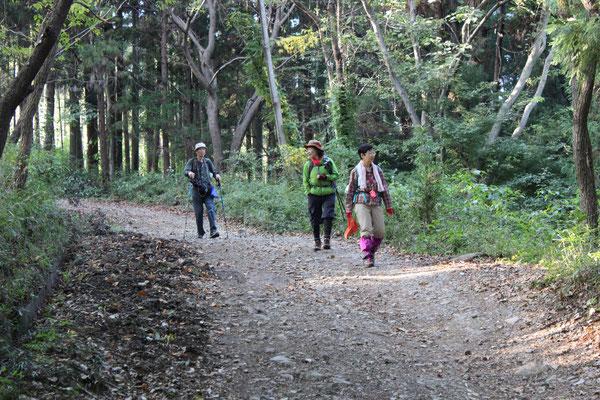 Rüstige Rentner auf dem Berg Hodosan